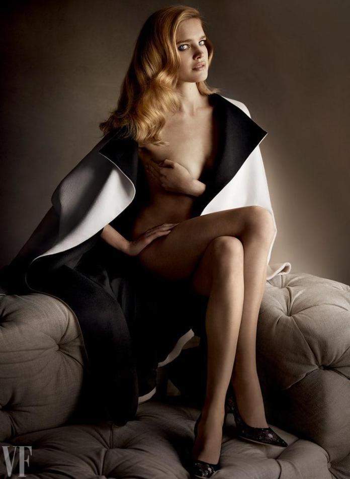 Natalia Vodianova sexy look