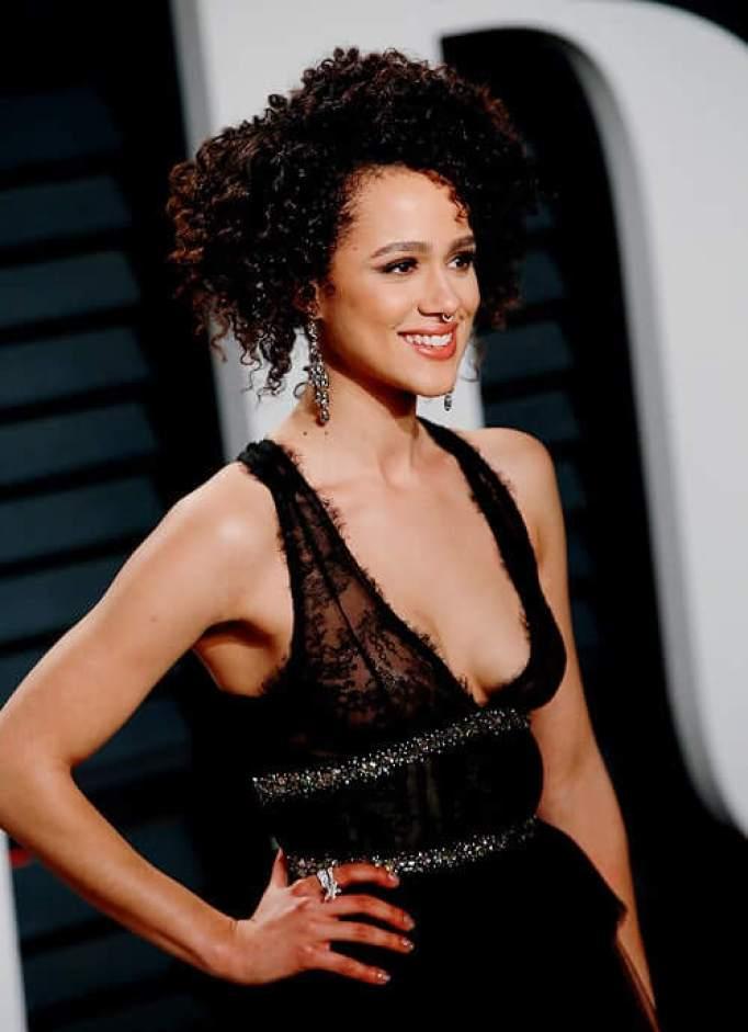 Nathalie Emmanuel hot look