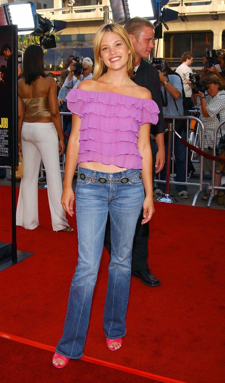 Nicki Aycox hot look