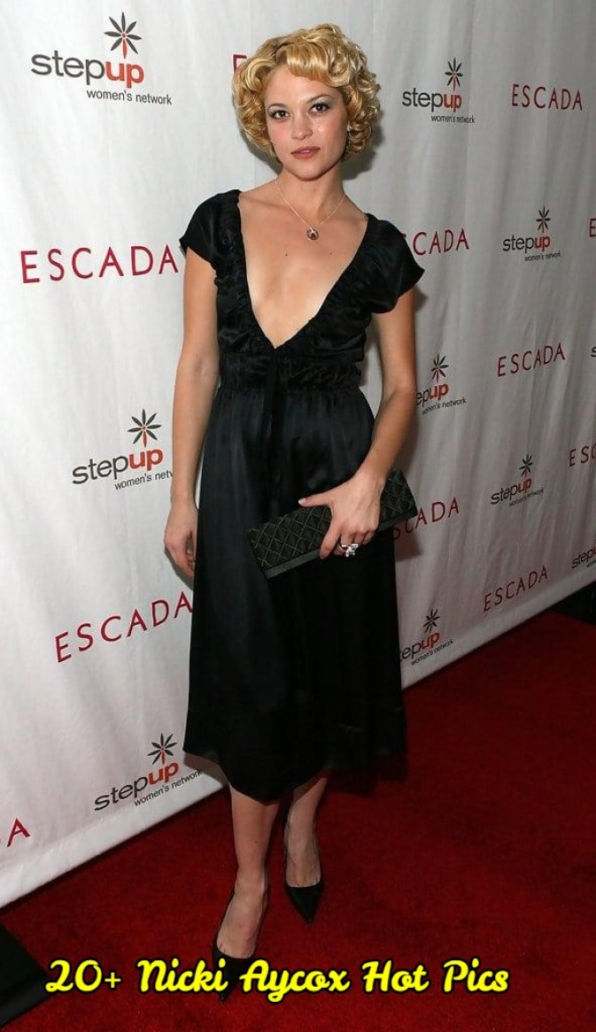 Nicki Aycox hot pictures