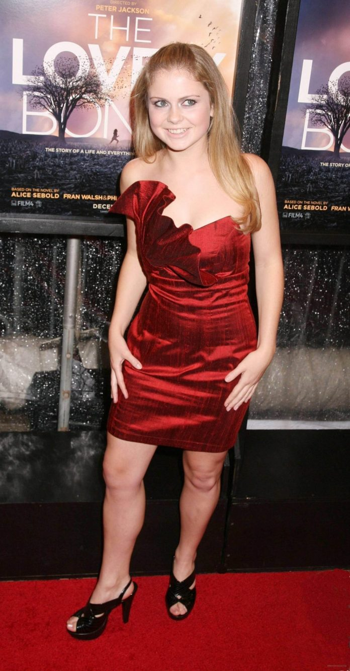 Rose McIver hot look