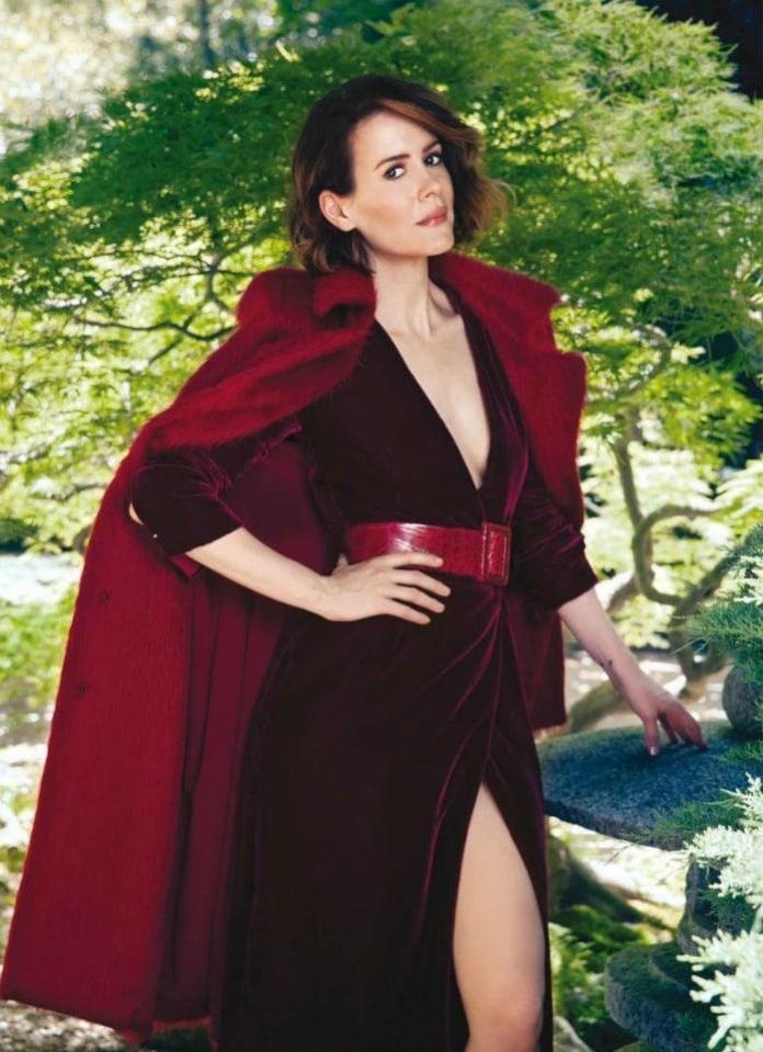 Sarah Paulson sexy pic