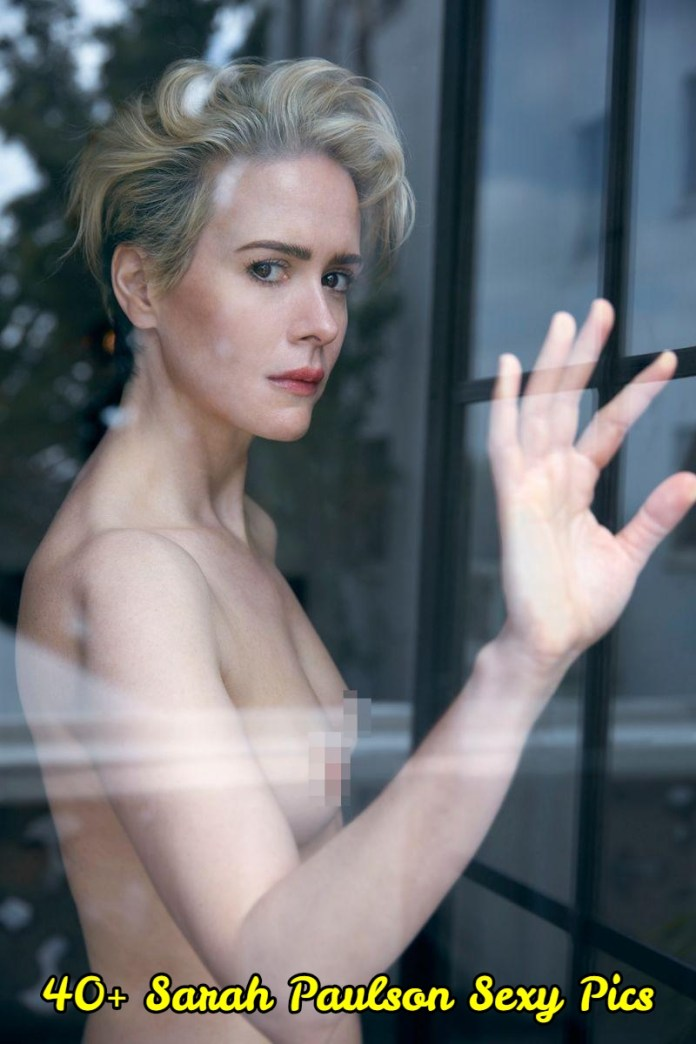 Sarah Paulson sexy pictures
