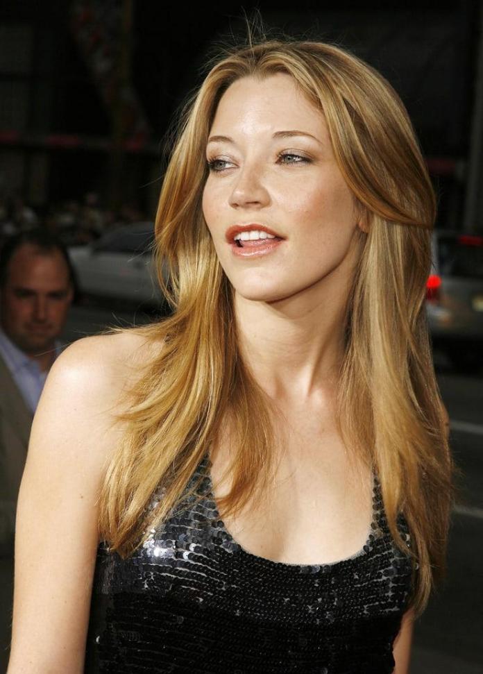 Sarah Roemer sexy look