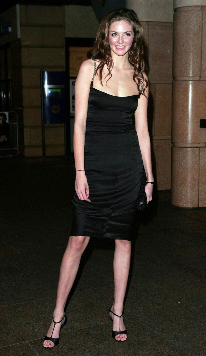 Tamsin Egerton hot look