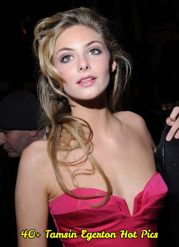 Tamsin Egerton hot pictures