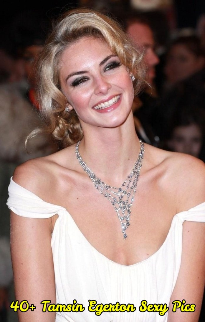 Tamsin Egerton sexy pictures