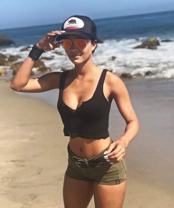 Tristin Mays sexy pic