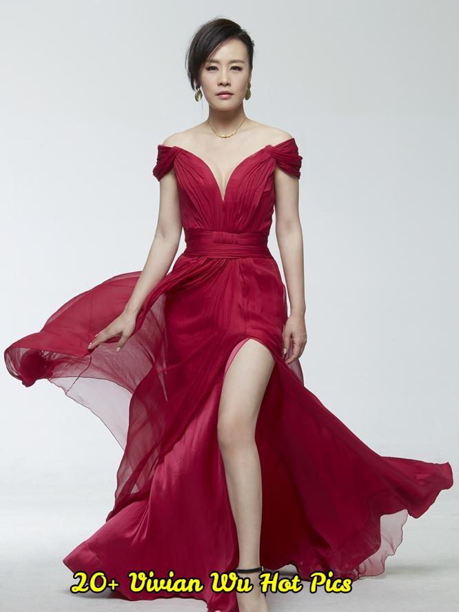 Vivian Wu hot pictures
