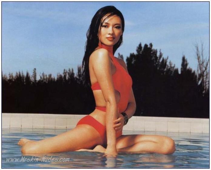 Zhang Ziyi sexy