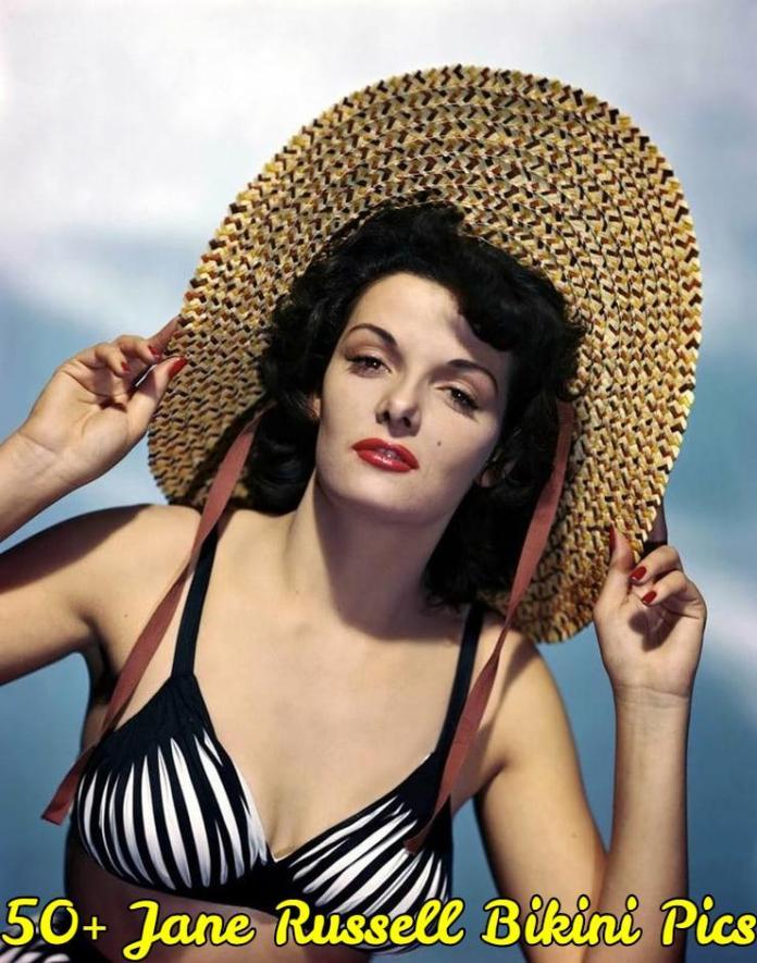 jane russell bikini pics