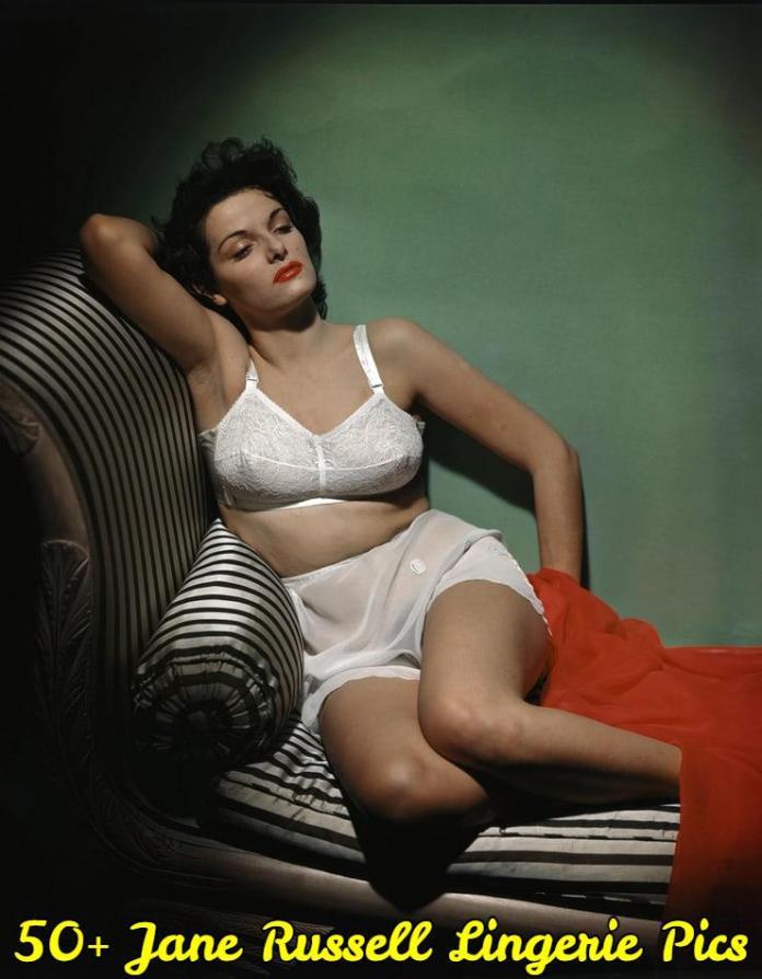 jane russell lingerie pics