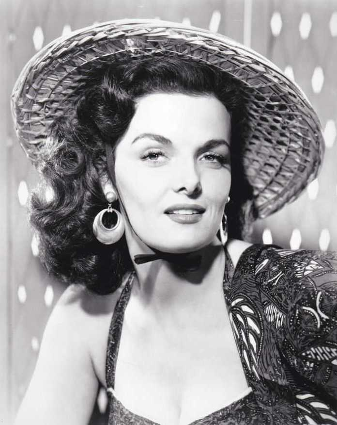 jane russell sexy