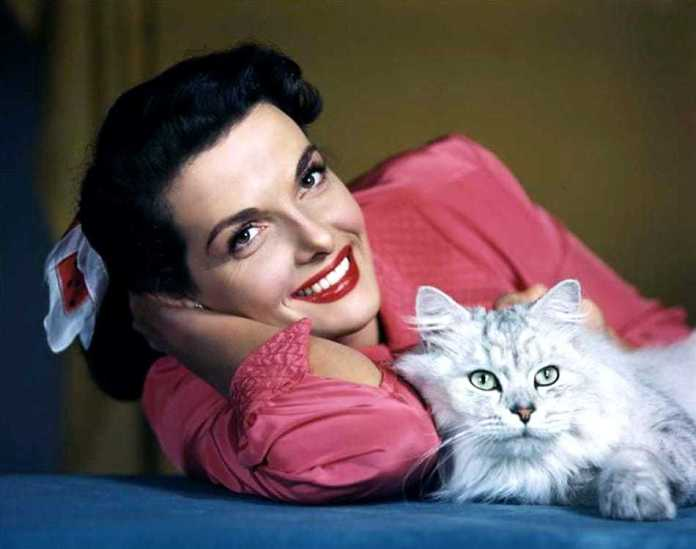 jane russell smile photo