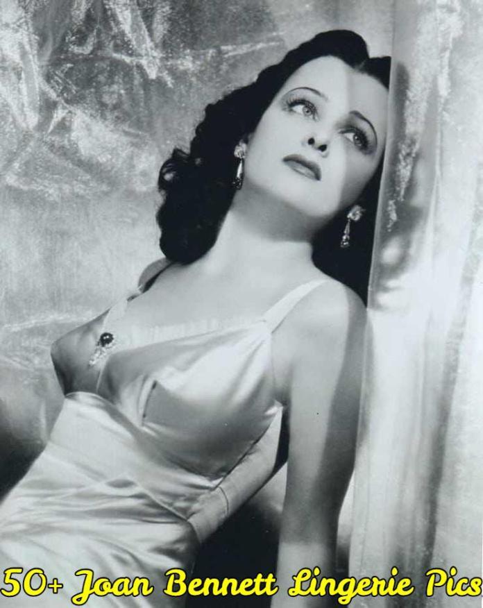 joan bennett lingerie pics