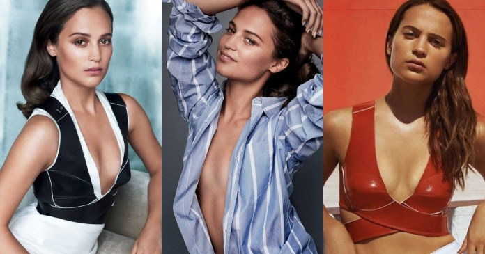 41 Hottest Pictures Of Alicia Vikander