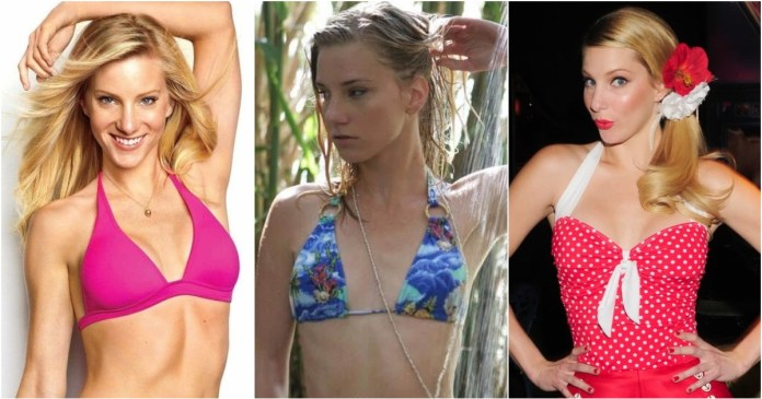 41 Hottest Pictures Of Heather Morris