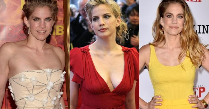 41 Sexiest Pictures Of Anna Chlumsky