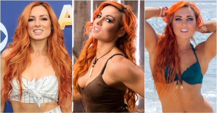 41 Sexiest Pictures Of Becky Lynch