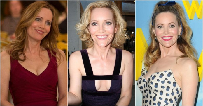 41 Sexiest Pictures Of Leslie Mann
