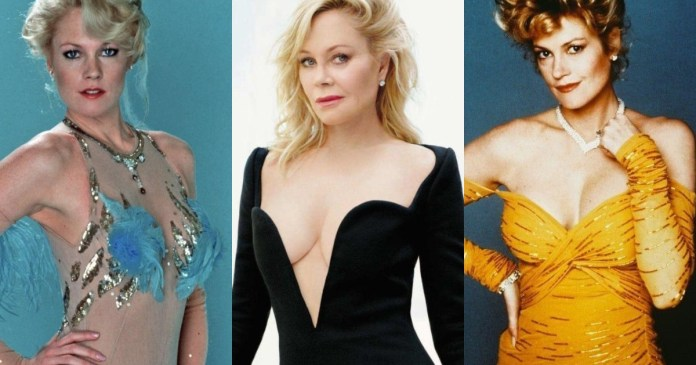 41 Sexiest Pictures Of Melanie Griffith