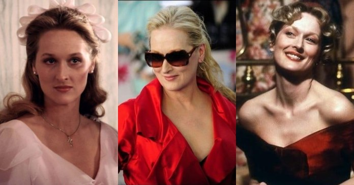 41 Sexiest Pictures Of Meryl Streep