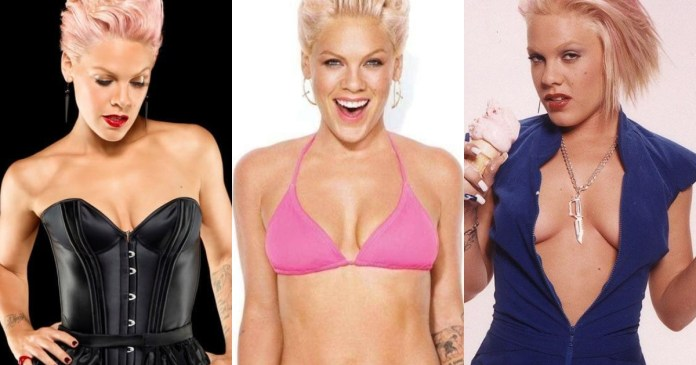 41 Sexiest Pictures Of P!nk