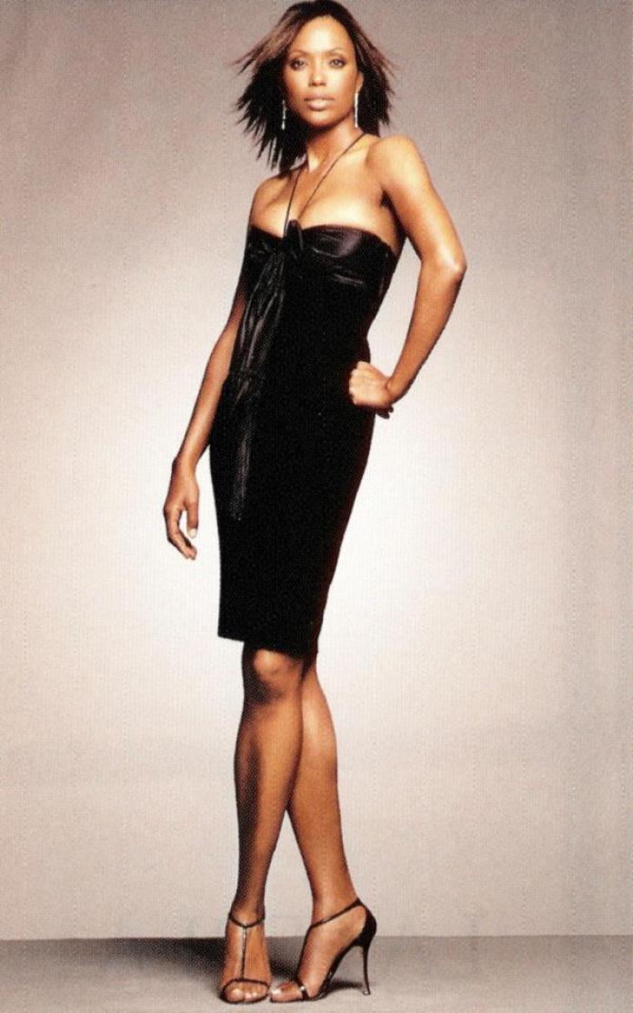 Aisha Tyler hot