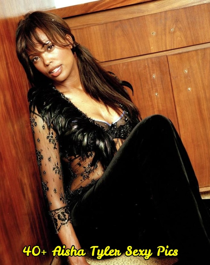Aisha Tyler sexy pictures