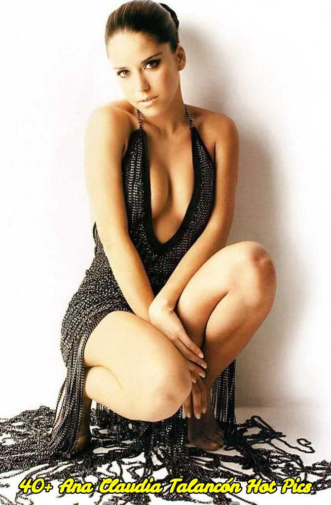 Ana Claudia Talancón hot pics