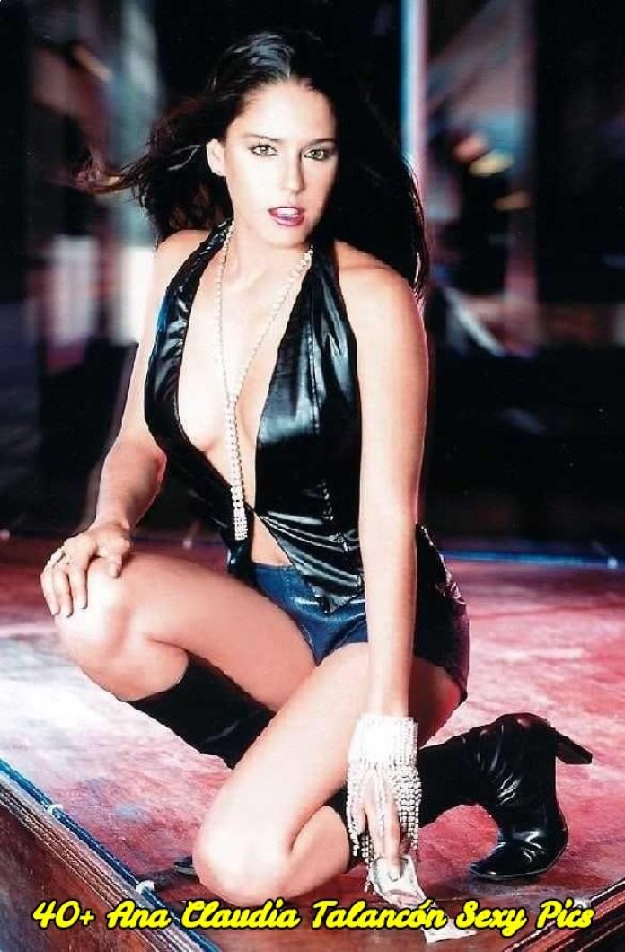 Ana Claudia Talancón sexy pics