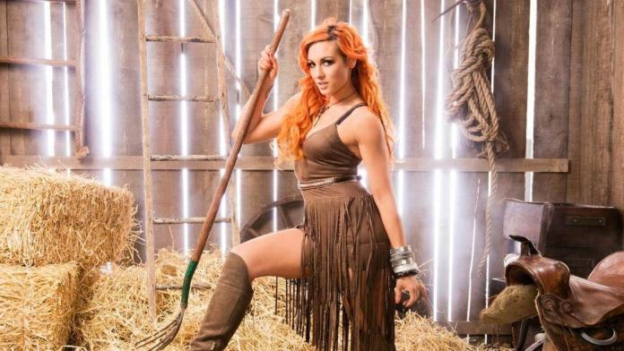 Becky Lynch sexy images