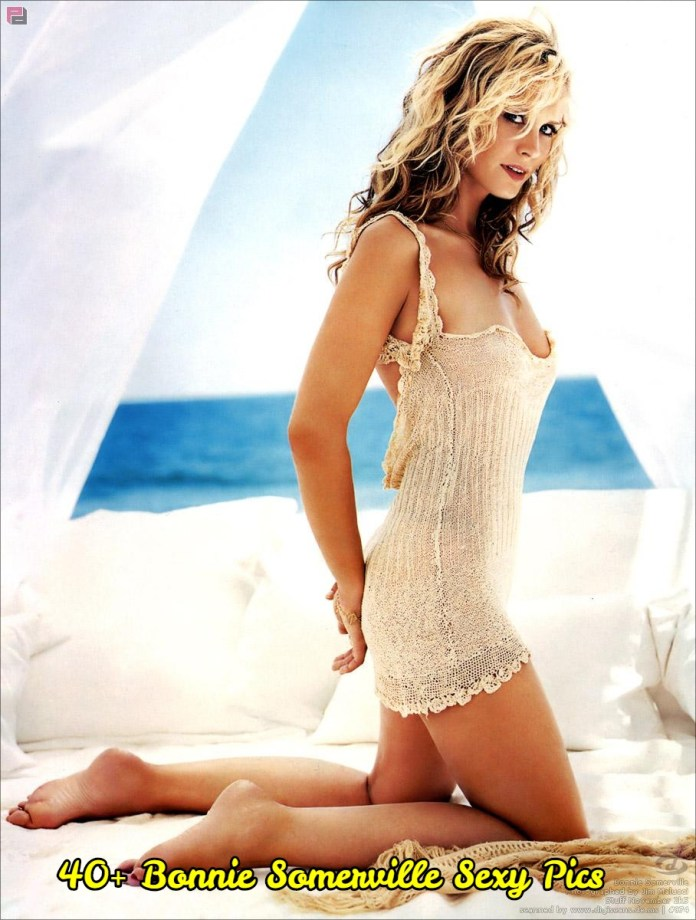 Bonnie Somerville sexy pictures