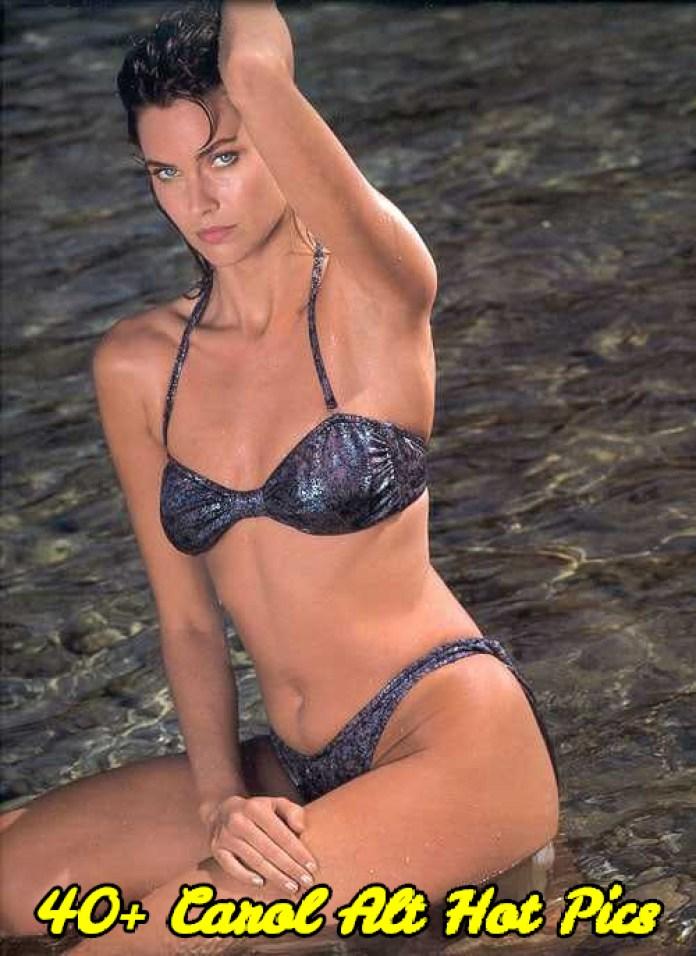 41 Hottest Pictures Of Carol Alt   CBG