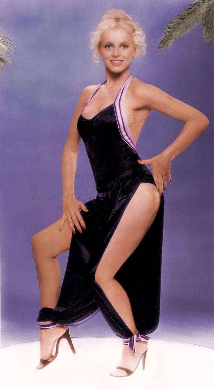 Cheryl Ladd hot look