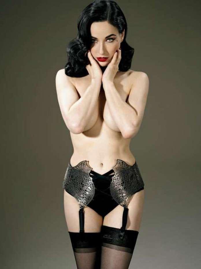 Dita Von Teese hot pictures