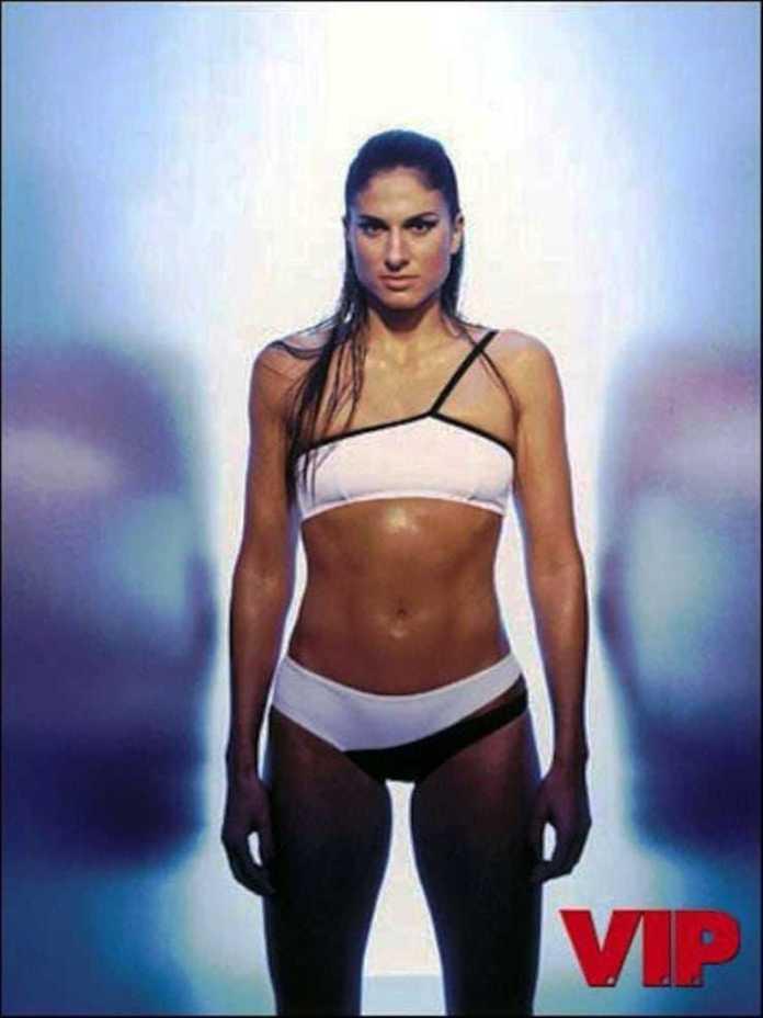 Gabriela Sabatini lingerie pics (2)