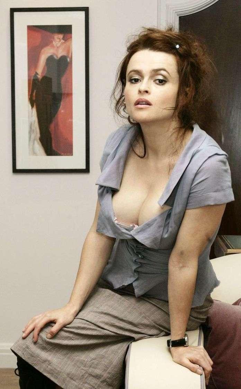 Helena Bonham Carter hot pic