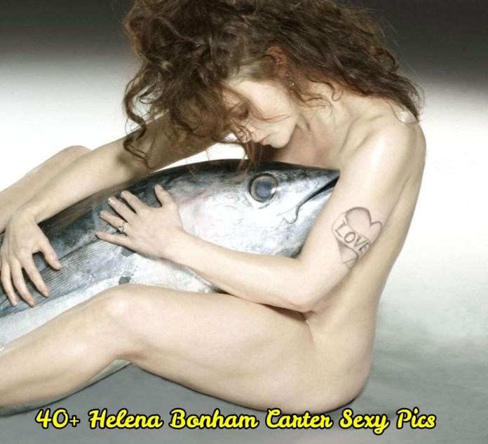 Helena Bonham Carter sexy pictures