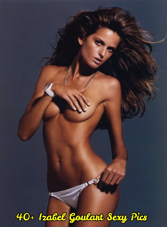 Izabel Goulart sexy pictures