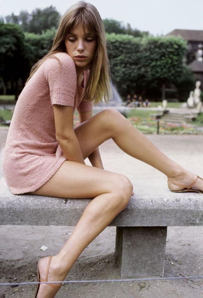 Jane Birkin sexy pic