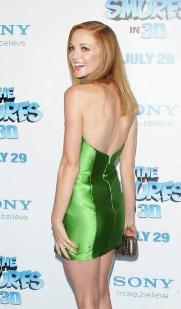Jayma Mays ass pics