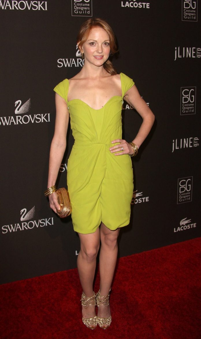 Jayma Mays hot look pictures