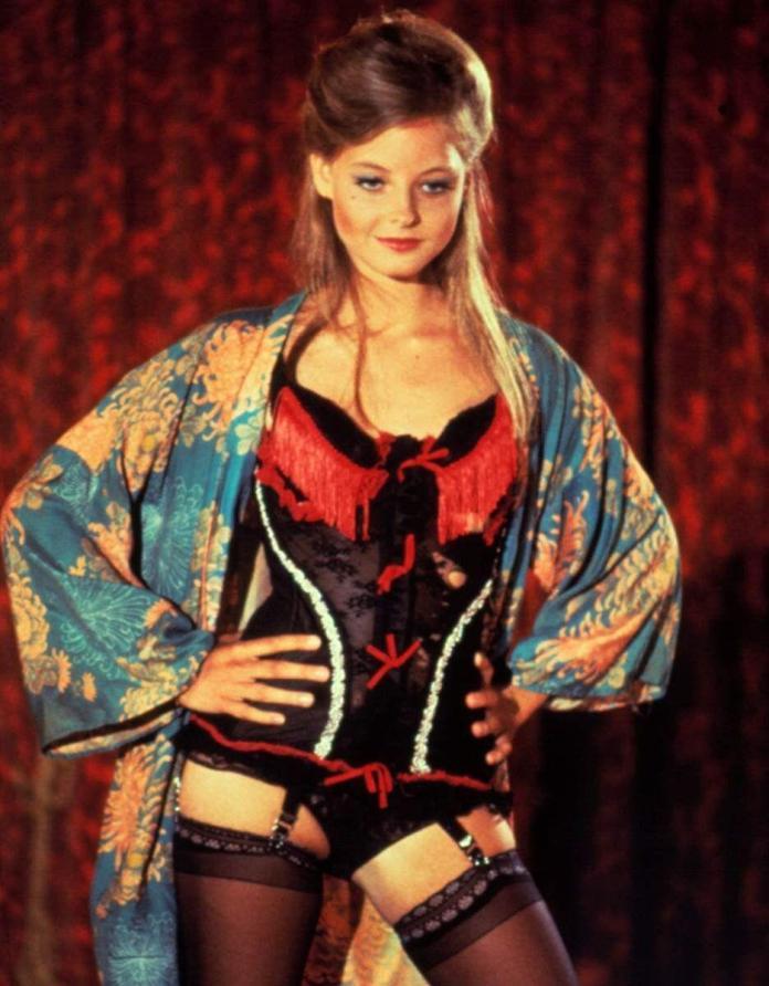 Jodie Foster hot