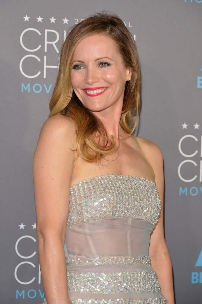 Leslie Mann hot look picture