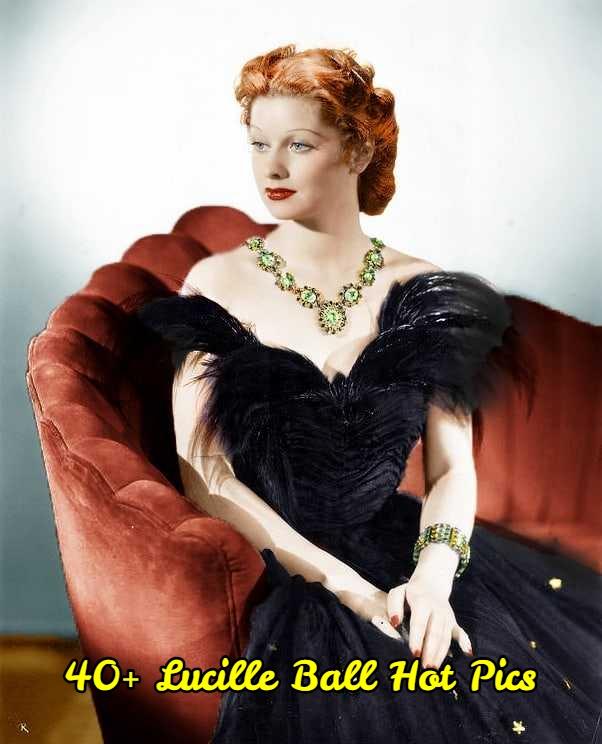Lucille Ball Hot Pics
