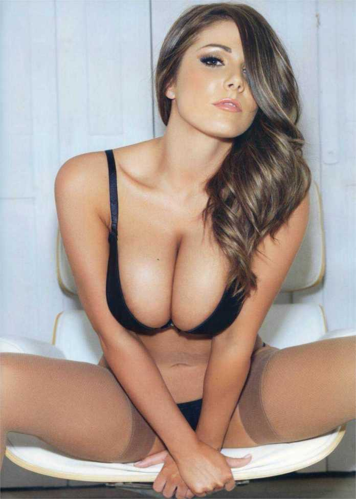 Lucy Pinder amazing tits pics