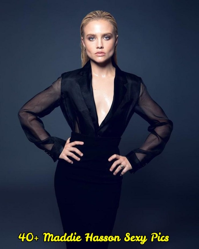 Maddie Hasson sexy pictures