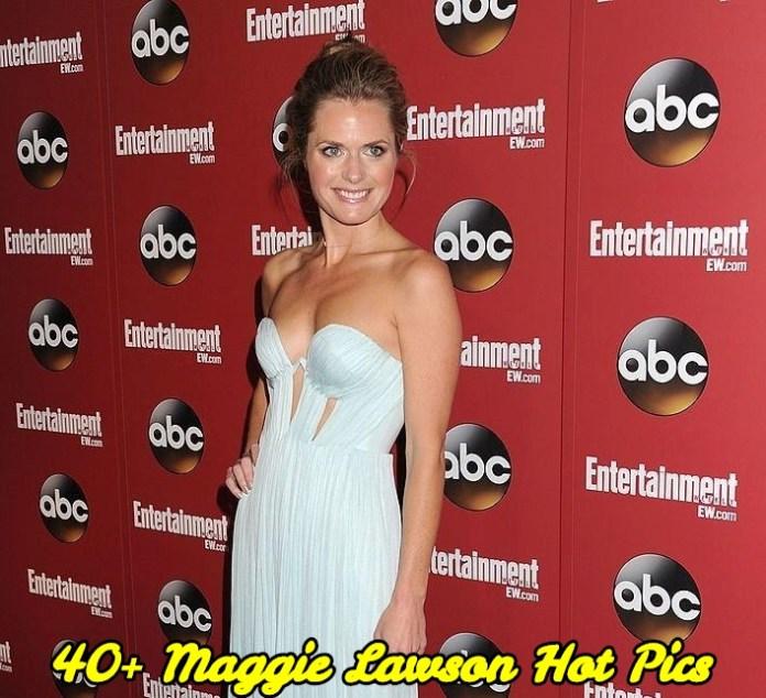 Maggie Lawson hot pics
