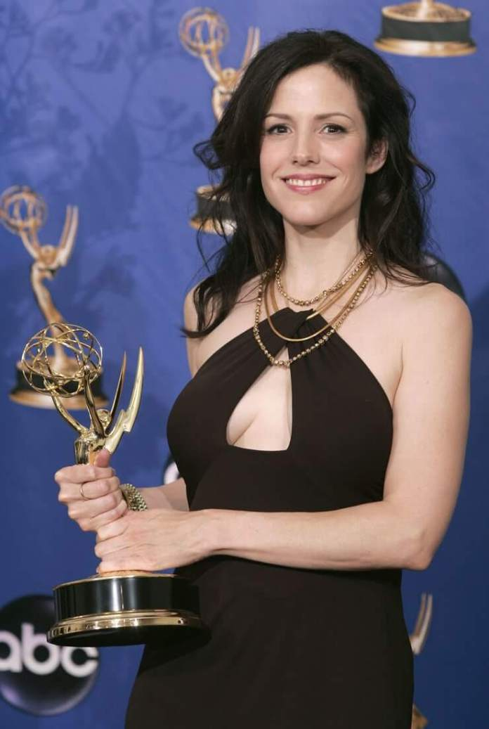 41 Sexiest Pictures Of Mary-Louise Parker   CBG